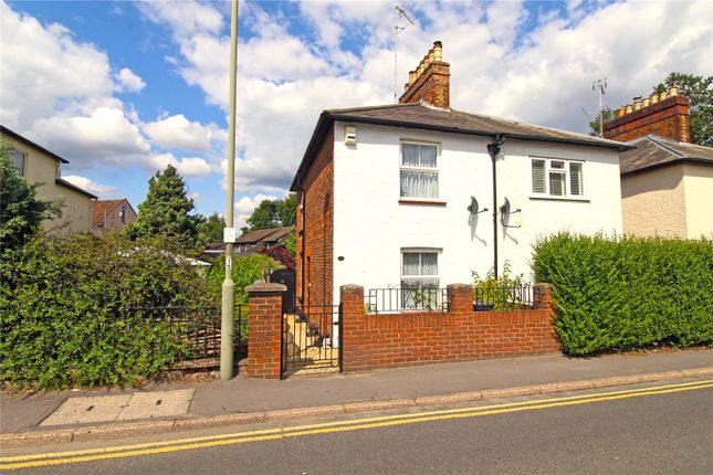 2 bed semi-detached house for sale in Guildford Road, Bagshot GU19
