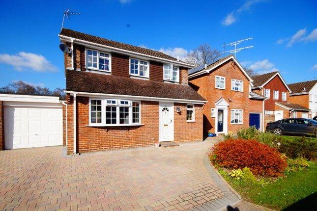 Thumbnail Detached house for sale in Hamilton Close, Bordon