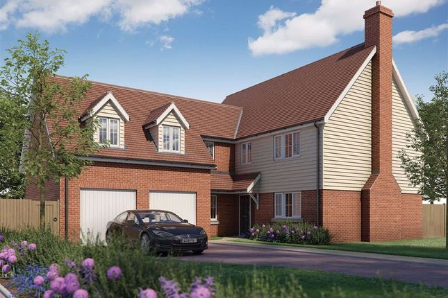 Thumbnail Detached house for sale in Plot 23, The Davenport, Hempstead, Kent