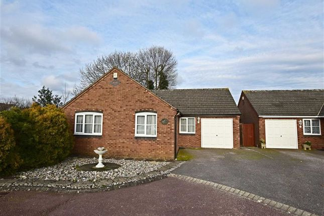 Thumbnail Bungalow for sale in Keswick Close, Longlevens, Gloucester