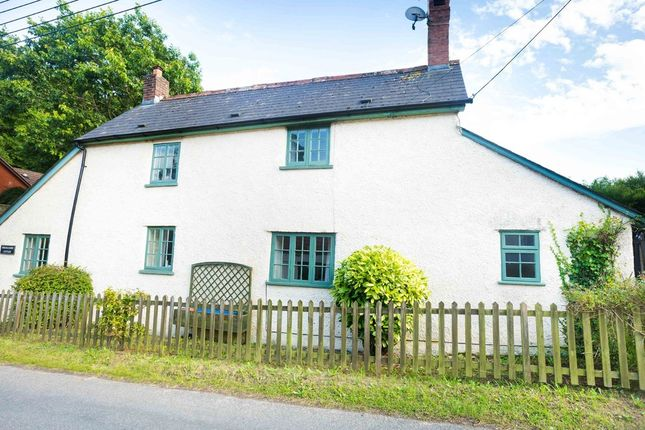Thumbnail Cottage for sale in West Hill Road, West Hill, Ottery St. Mary