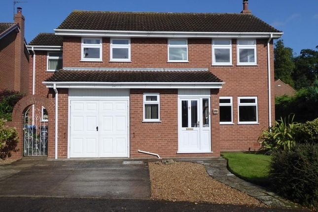 Thumbnail Detached house for sale in Beech Close, Scruton, Northallerton