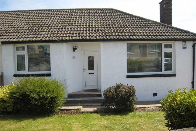 Thumbnail Semi-detached bungalow to rent in West Croft, Seaton, Workington