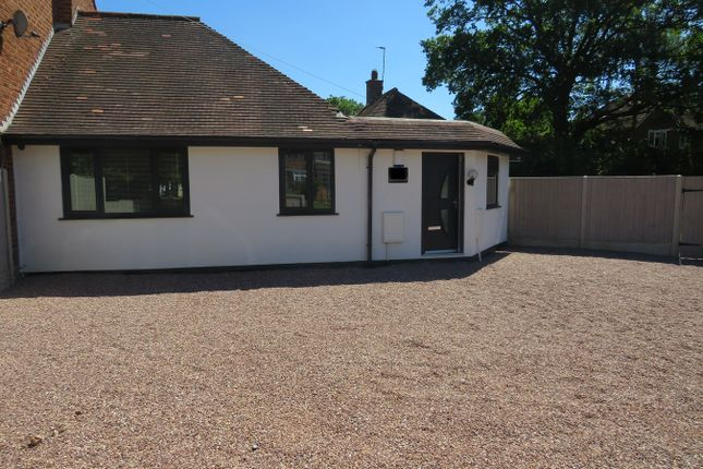 Thumbnail Semi-detached bungalow for sale in Shard End Crescent, Birmingham