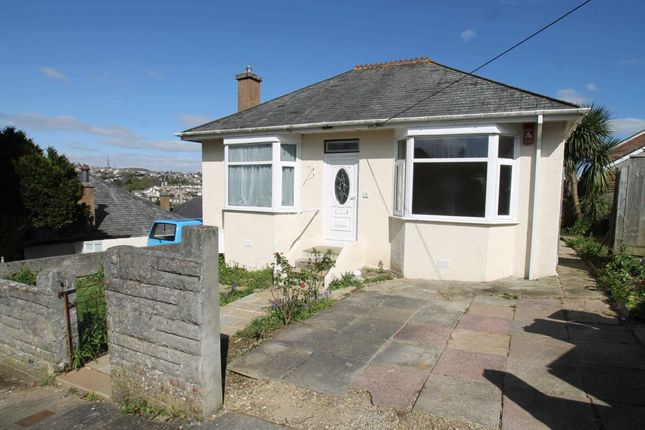 2 bed detached bungalow for sale in Bloomball Close, Higher Compton, Plymouth