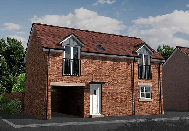 Thumbnail Detached house for sale in Irvine Gardens, St. Martins, Oswestry, Shropshire