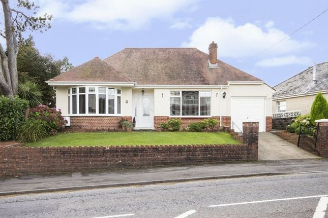 Thumbnail Detached bungalow for sale in Swansea Road, Gorseinon, Swansea