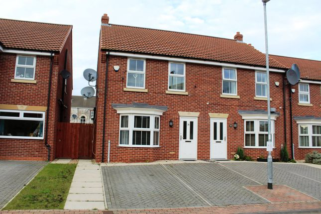 Thumbnail Semi-detached house for sale in Mulberry Gardens, Goole