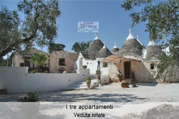Thumbnail Farmhouse for sale in Trulli Rosa Rossa, Ostuni, Brindisi, Puglia, Italy