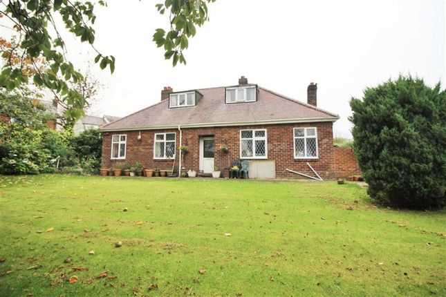 Thumbnail Detached bungalow for sale in North Quarry Business, Skull House Lane, Appley Bridge, Wigan