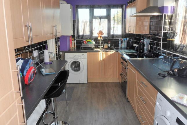 Thumbnail End terrace house to rent in Cranleigh Court, Yate, Bristol