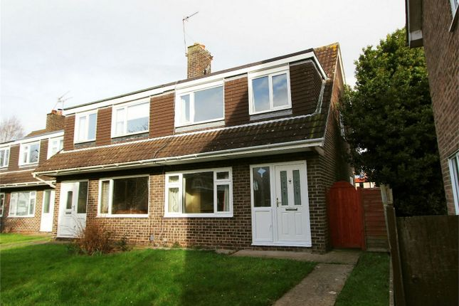 Thumbnail Semi-detached house to rent in Rosslyn Way, Thornbury, Bristol