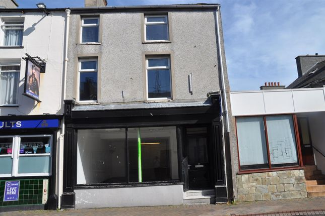 Thumbnail Flat for sale in Stanley Street, Holyhead