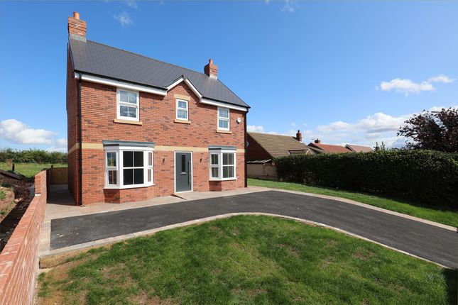 Thumbnail Detached house for sale in Serlby Lane, Harthill, Sheffield