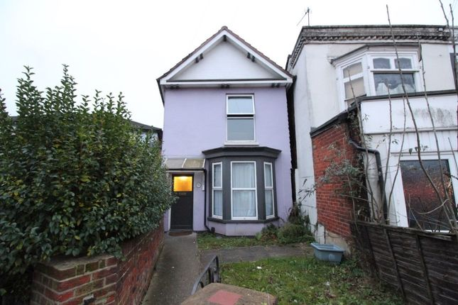 Thumbnail Detached house for sale in Shirley Road, Southampton