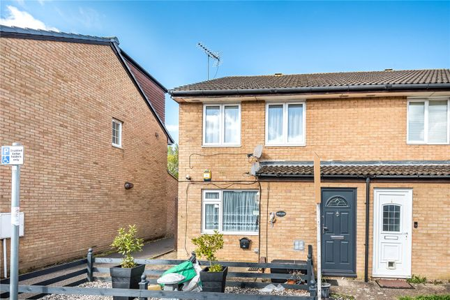 Maisonette for sale in Ramulis Drive, Hayes, Middlesex