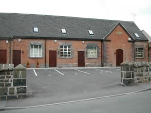 Thumbnail Terraced house to rent in School Court, Atherstone