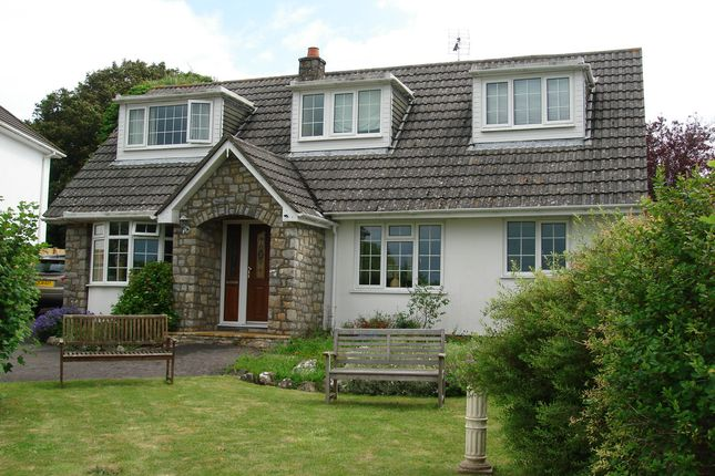 Thumbnail Detached house for sale in Llanmaes, Vale Of Glamorgan