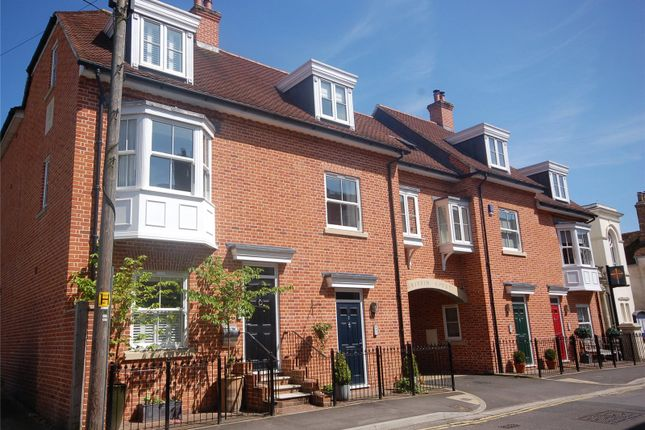 Thumbnail Semi-detached house for sale in Griffin Court, St. Edmunds Church Street, Salisbury, Wiltshire