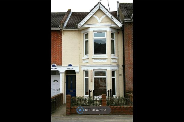 Thumbnail Flat to rent in Shakespeare Avenue, Southampton