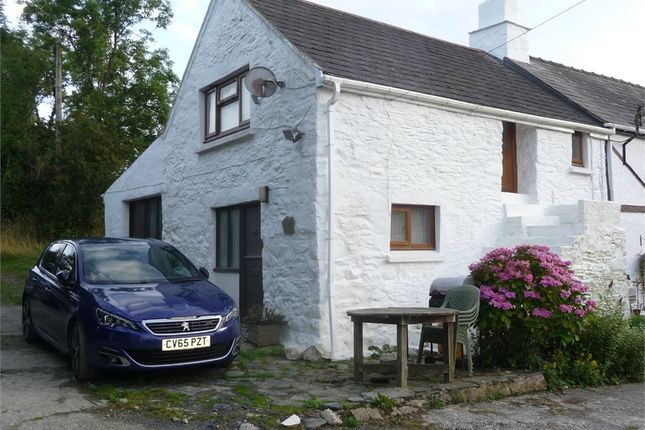 Thumbnail Cottage for sale in Little Barn, Dinas Cross, Newport, Pembrokeshire