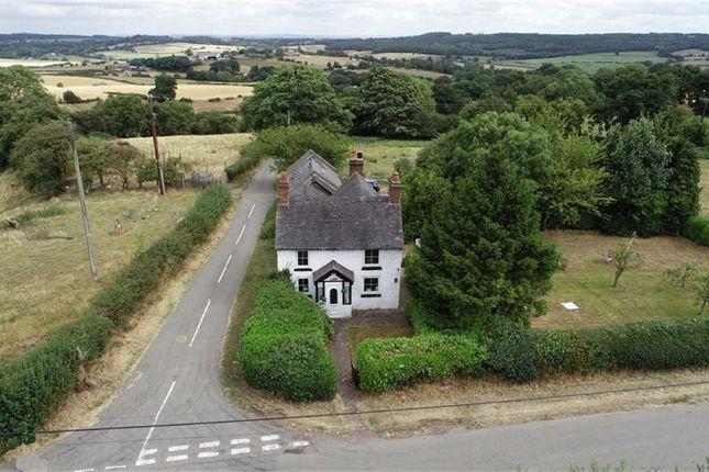 Thumbnail Detached house for sale in Haddon Lane, Chapel Chorlton, Newcastle Under Lyme