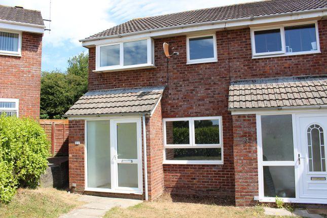 Thumbnail End terrace house for sale in Harding Close, Boverton, Llantwit Major
