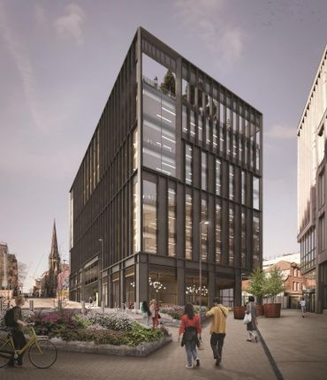 Thumbnail Office to let in H2, Heart Of The City II, Wellington Street, Sheffield, South Yorkshire