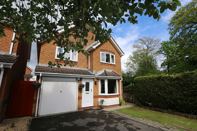 Thumbnail Detached house for sale in Hedgerow Close, Rownhams, Southampton, Hampshire