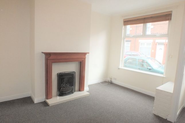 Thumbnail Terraced house to rent in Sylvia Grove, Stockport