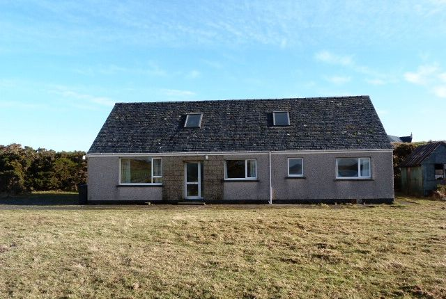 Thumbnail Detached bungalow for sale in 10 Maryhill, Isle Of Lewis