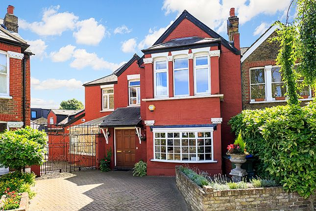 Thumbnail Detached house to rent in Selwyn Avenue, Richmond