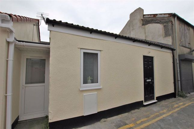 Thumbnail Bungalow for sale in Back Street, Weston-Super-Mare