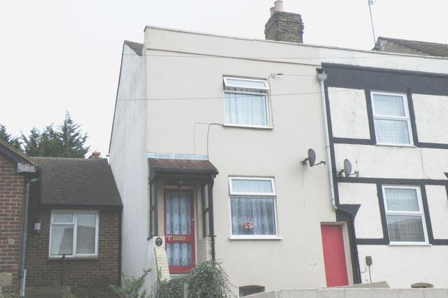 Thumbnail End terrace house for sale in Constitution Road, Chatham