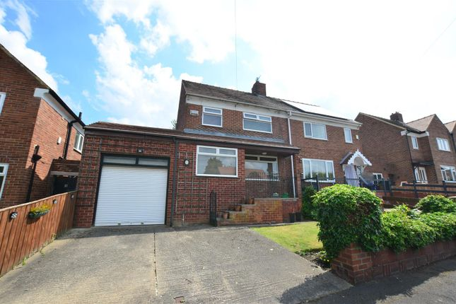 Thumbnail Semi-detached house for sale in The Briars, Castletown, Sunderland