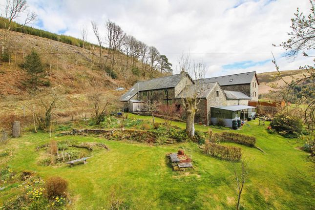 Thumbnail Barn conversion for sale in Llanwrtyd Wells