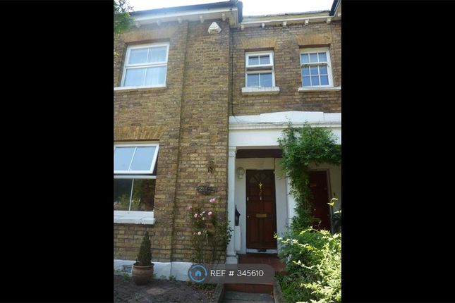 Thumbnail Terraced house to rent in St. James's Road, London