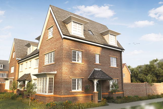 """4 bedroom end terrace house for sale in """"The Medina"""" at London Road, Holmes Chapel"""