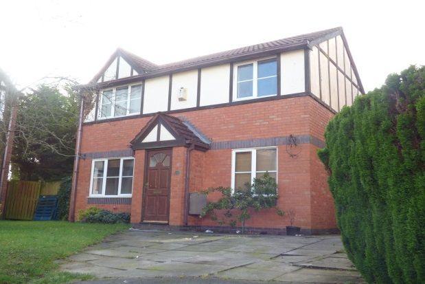 Thumbnail Property to rent in Badgers Croft, Ribbleton, Preston