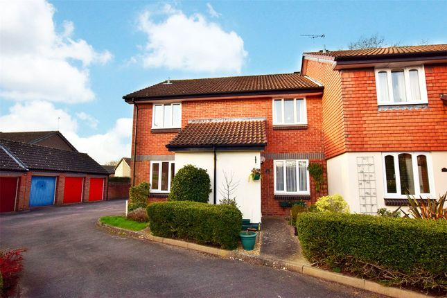 Thumbnail End terrace house to rent in Benetfeld Road, Binfield, Bracknell, Berkshire