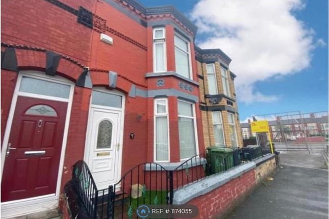 Thumbnail Terraced house to rent in Wesley Grove, Wallasey