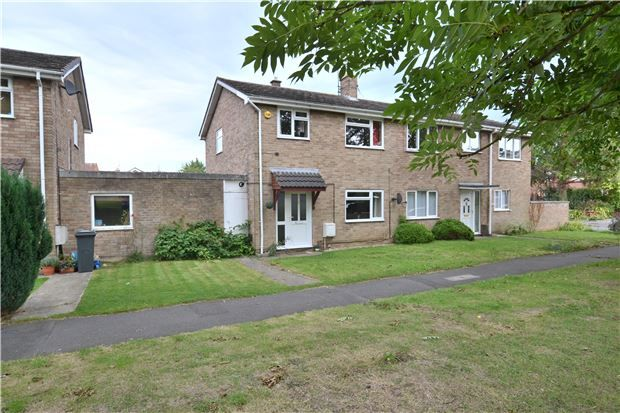 3 bed semi-detached house for sale in Woodland Green, Upton St. Leonards, Gloucester
