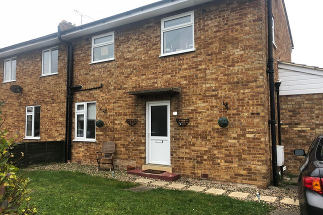 Thumbnail Town house to rent in Baldwin Avenue, Bury St. Edmunds