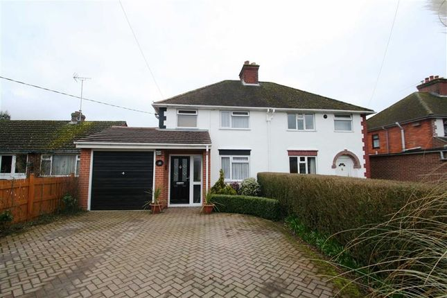 Thumbnail Semi-detached house to rent in Northfield Road, Thatcham