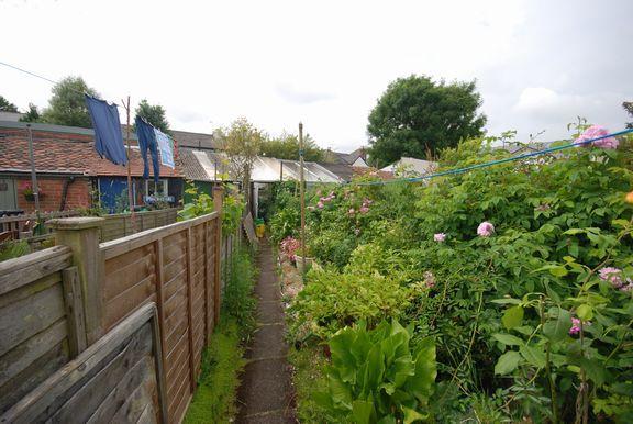 Garden of Lawn Vista, Sidmouth EX10