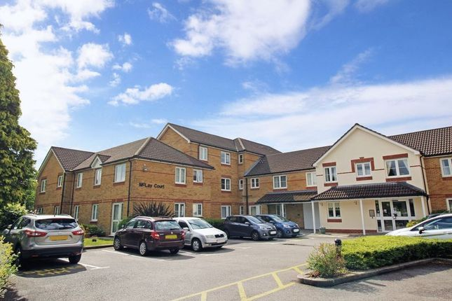 Thumbnail Flat for sale in Mclay Court, Cardiff