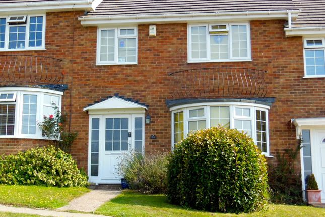Thumbnail Terraced house to rent in Links Drive, Bexhill-On-Sea