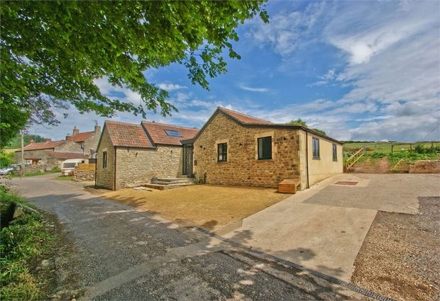 Thumbnail Barn conversion for sale in Dean, Shepton Mallet