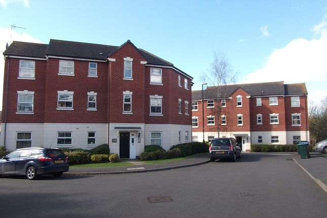 Thumbnail Flat to rent in Florence Road, Coventry