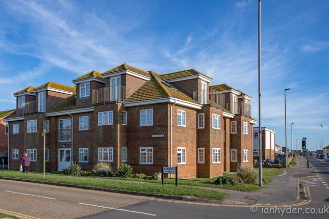 Thumbnail Flat for sale in Central House, Central Avenue, Telscombe Cliffs